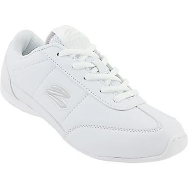 c89fbbb1d7394d Zephz Firefly Kids Cheer Shoes White