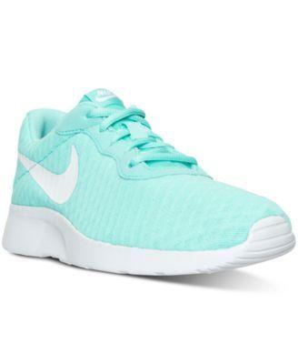 NIKE Nike Women S Tanjun Se Casual Sneakers From Finish Line.  nike  shoes    all women 5c65edf276