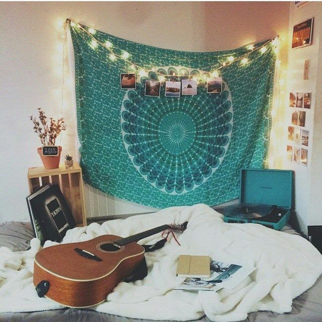 Boho Style Dorm Room Dont Forget To Get A Student Discount On