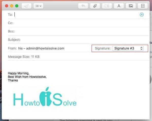 email signature program