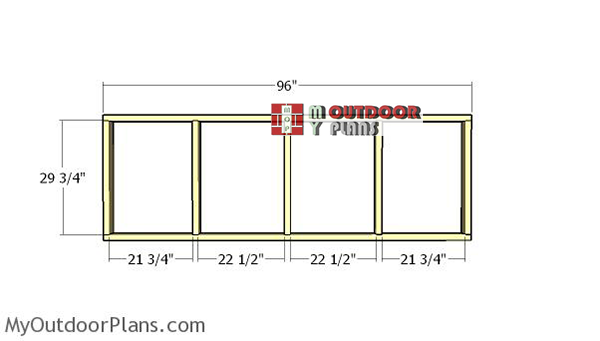 8x8 Lean to Greenhouse Plans MyOutdoorPlans