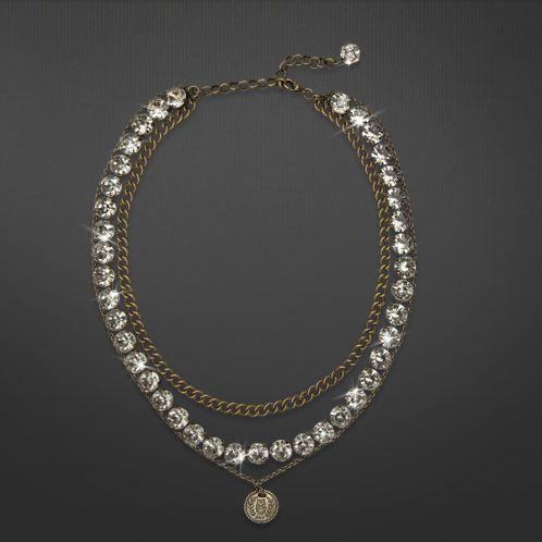 Womens Beautiful Shine Necklace