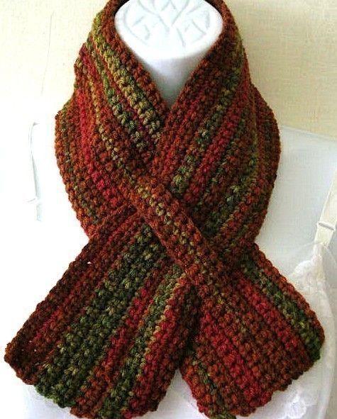 Cozy Neckwarmer Crochet Pattern PDF EASY permission to sell ...