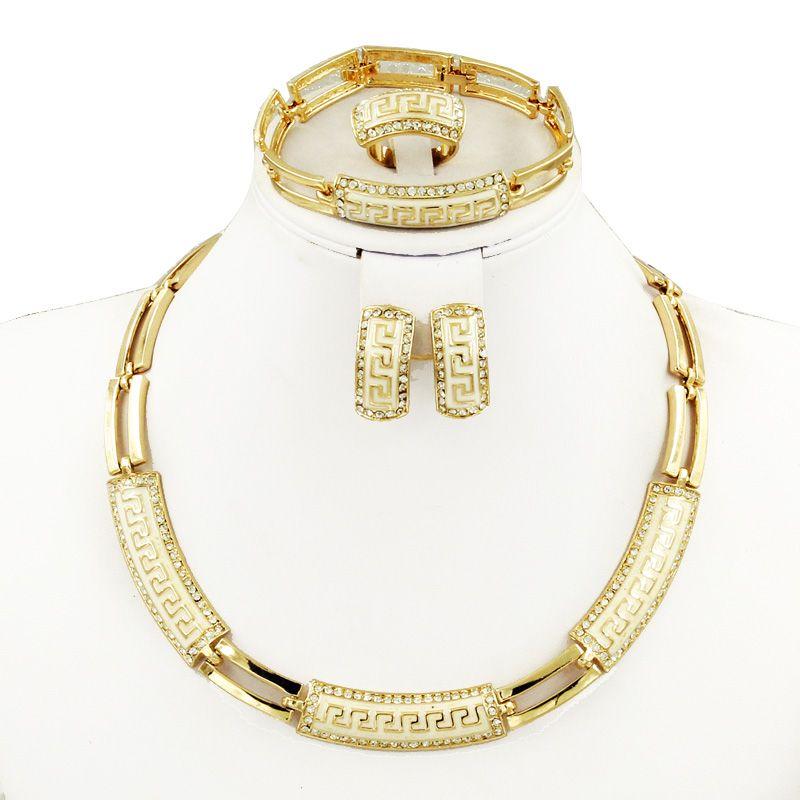 Trova più Set di gioielli Informazioni su Dubai insieme dei monili ...