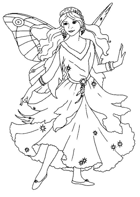 Queen Of The Fairy Coloring Pages Fairy Coloring Pages Kidsdrawing Free Coloring Pages Online Fairy Coloring Pages Fairy Coloring Free Coloring Pictures