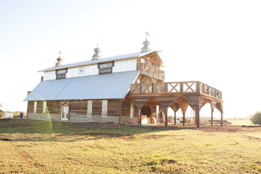 Leia Jobe | Beautiful Destination Barn