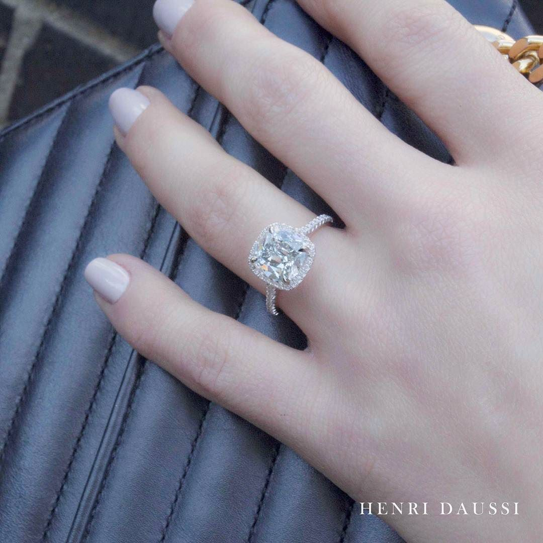 Simple. Elegant. Refined. #jewelry #diamonds #engagementring ...