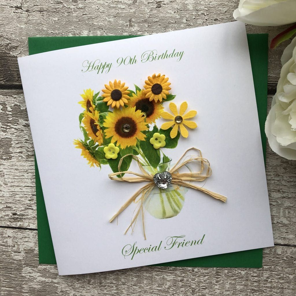 Handmade Birthday Cards Personalised Birthday Cards Handmade Birthday Cards Birthday Cards Images 60th Birthday Cards
