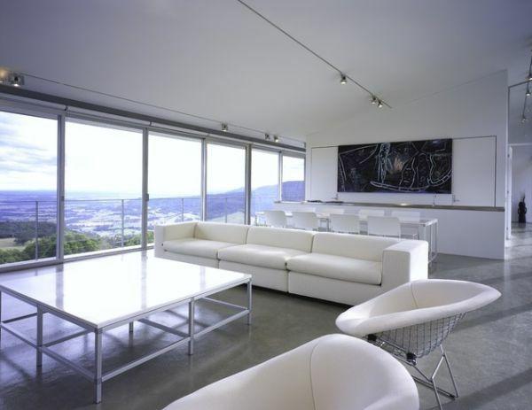 Salon Avec Déco En Blanc