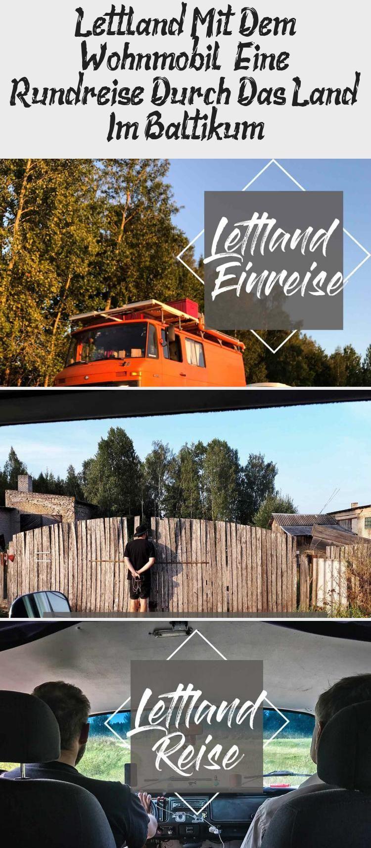 Lettland Mit Dem Wohnmobil Eine Rundreise Durch Das Land Im Baltikum In 2020 Lettland Wohnmobil Reisen