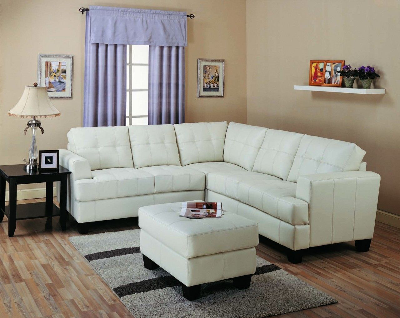 likeness of types of best small sectional couches for