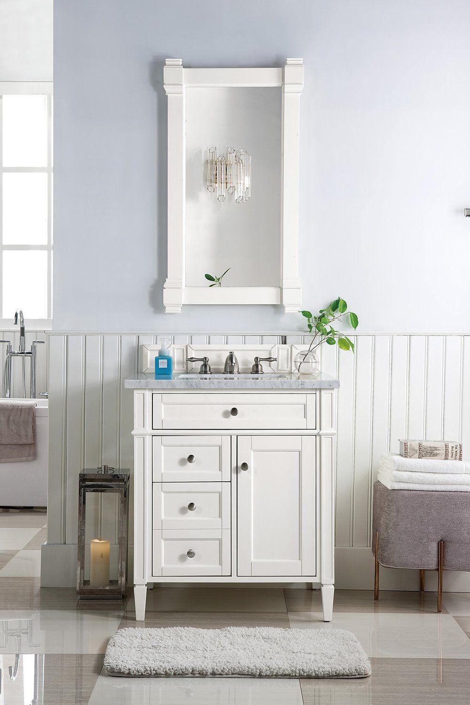 single vanity