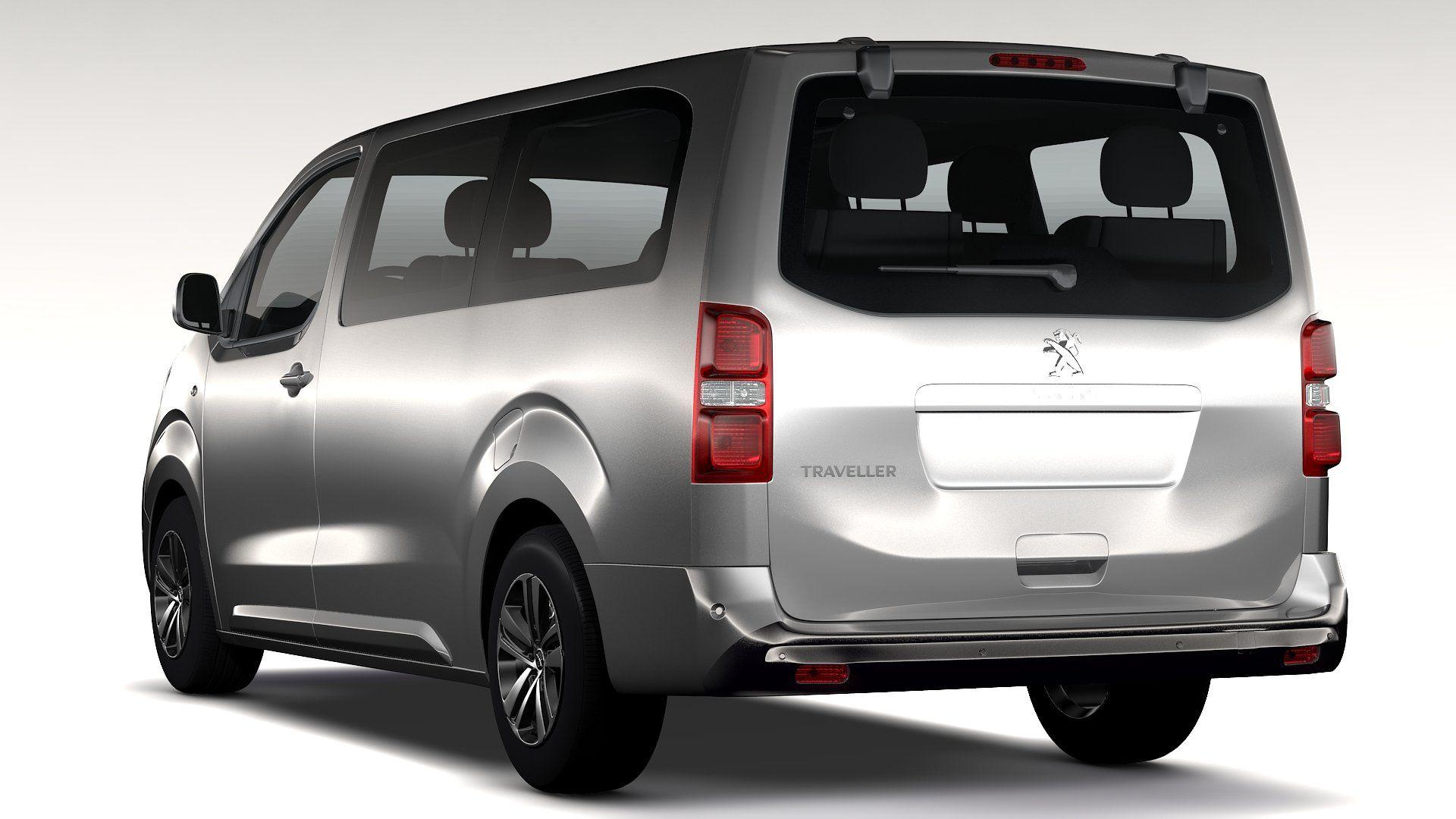 Peugeot Traveller L3 2017 Coloraplychangereal
