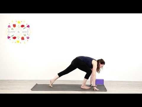 sun salutation yoga 101  poppy and seed  youtube  yoga