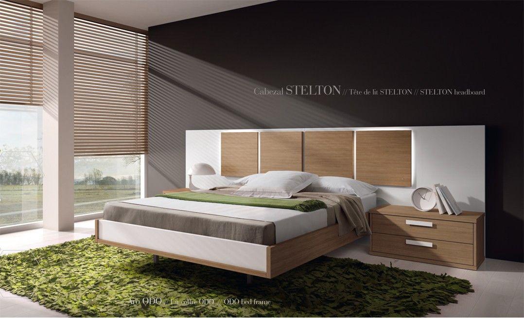 Dormitorio 253 camas Pinterest Dormitorio, Camas y Camas modernas