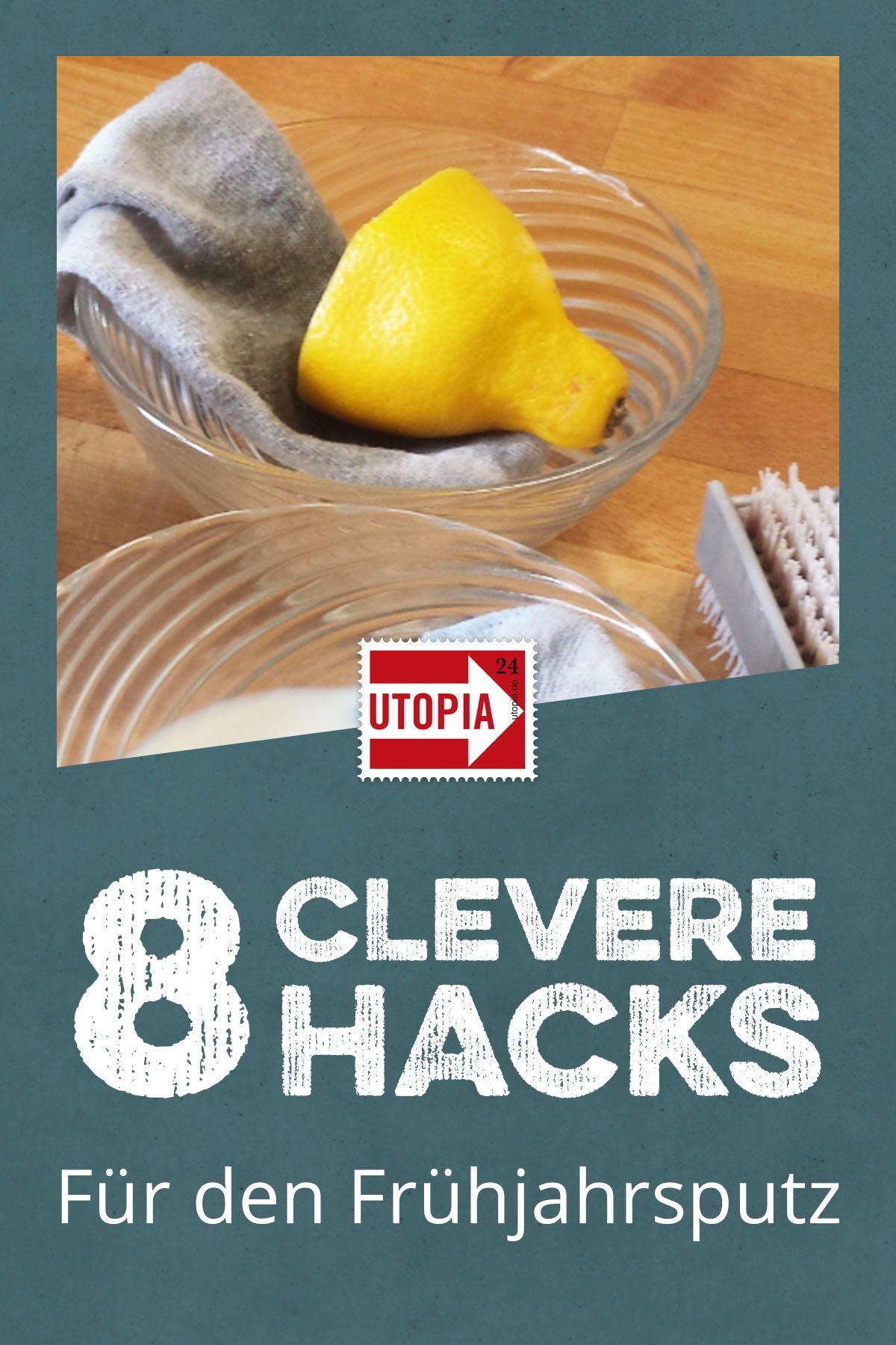 8 Clevere Hacks Die Den Fruhjahrsputz Erleichtern Fruhjahrsputz Fruhjahrsputz Tipps Und Hacks