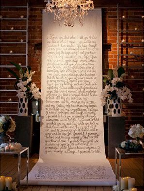 15 Wedding Ceremony Backdrops | Wedding ceremony backdrop indoor ...