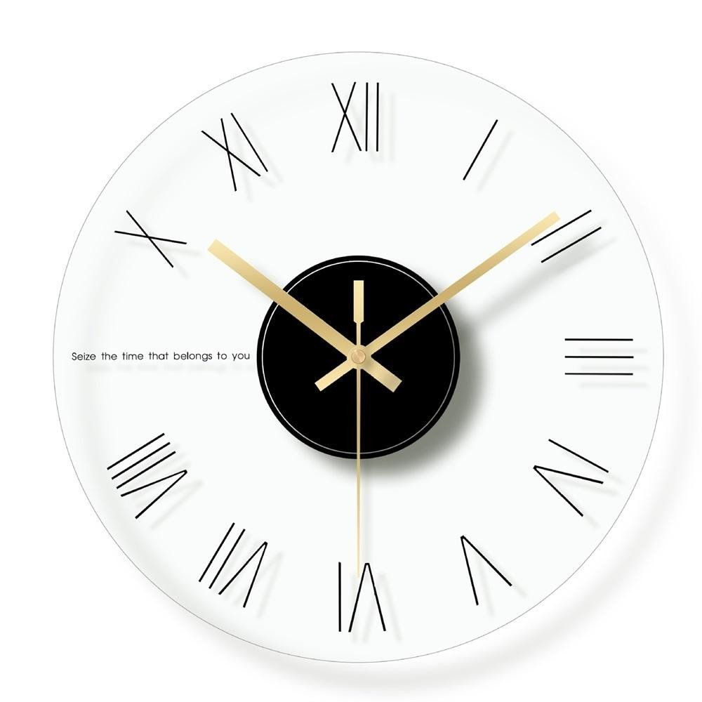 Decorating With Large Wall Clocks Lovely Glass Digital Wall Clock Modern Design Decorative Clocks Li Clock Wall Decor Modern Wall Clock Design Large Wall Clock