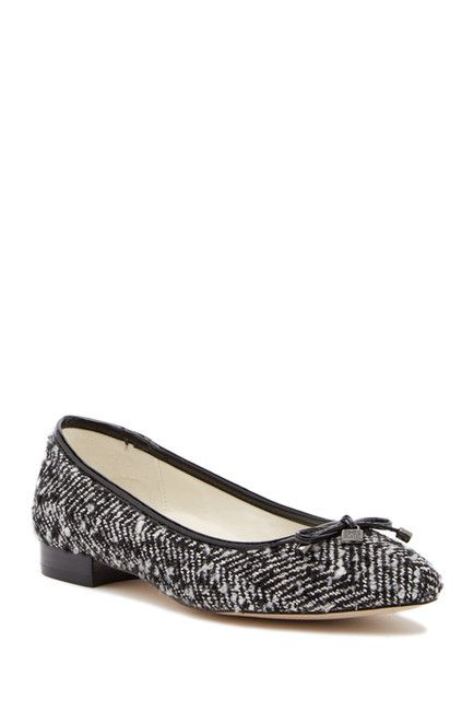 65ff74b65de5cc The Anne Klein Akovi flat features an assortment of fun and stylish prints  and finishes for a pop of attitude to any outfit.Fabric upper