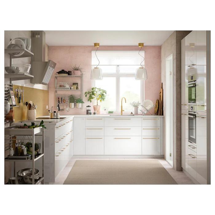 Lysekil Panel Scienny 2str Kolor Mosiadzu Stalowy Dodaj Do Listy Zakupow Ikea White Ikea Kitchen Ikea Kitchen Ikea
