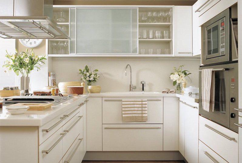 5 Consejos Para Cocinas Pequenas Con Imagenes Cocinas Pequenas