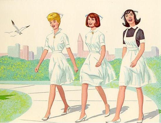 종이인형 (nurses three) : 네이버 블로그
