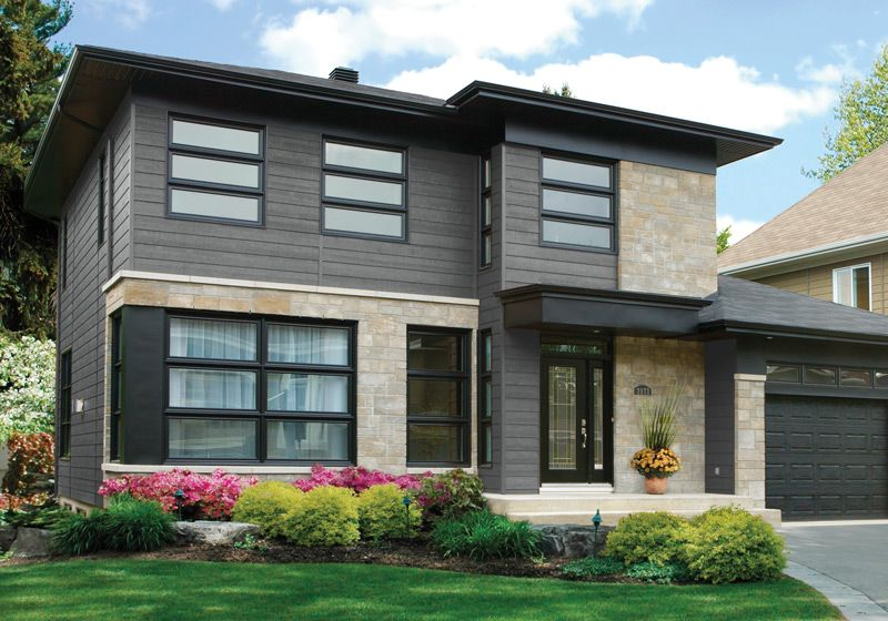 Interesting Lp Smartside Panel For Siding Decoration Ideas ... on Modern House Siding Ideas  id=46982