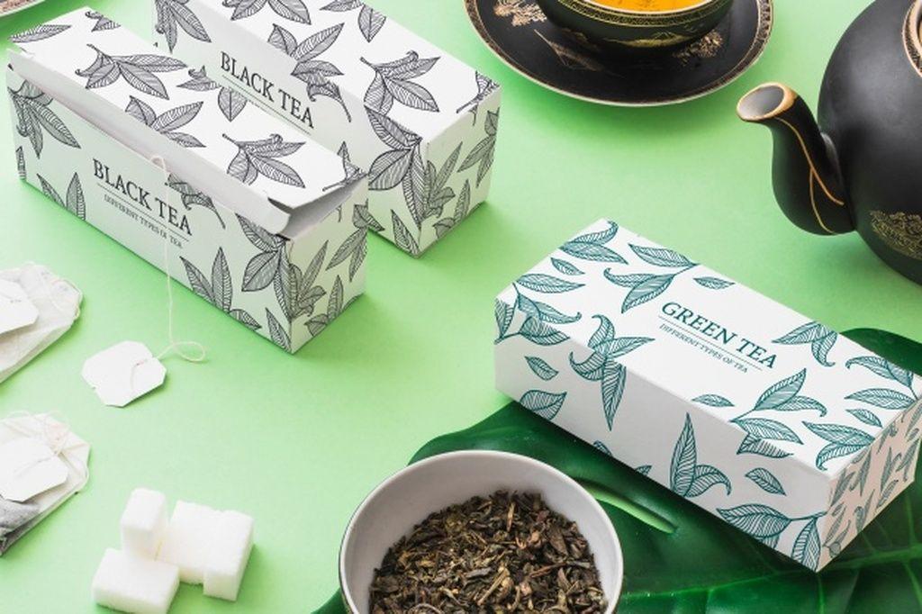 Download Isometric Tea Mockup Paid Affiliate Ad Mockup Tea Isometric In 2020 Mockup Box Mockup Isometric