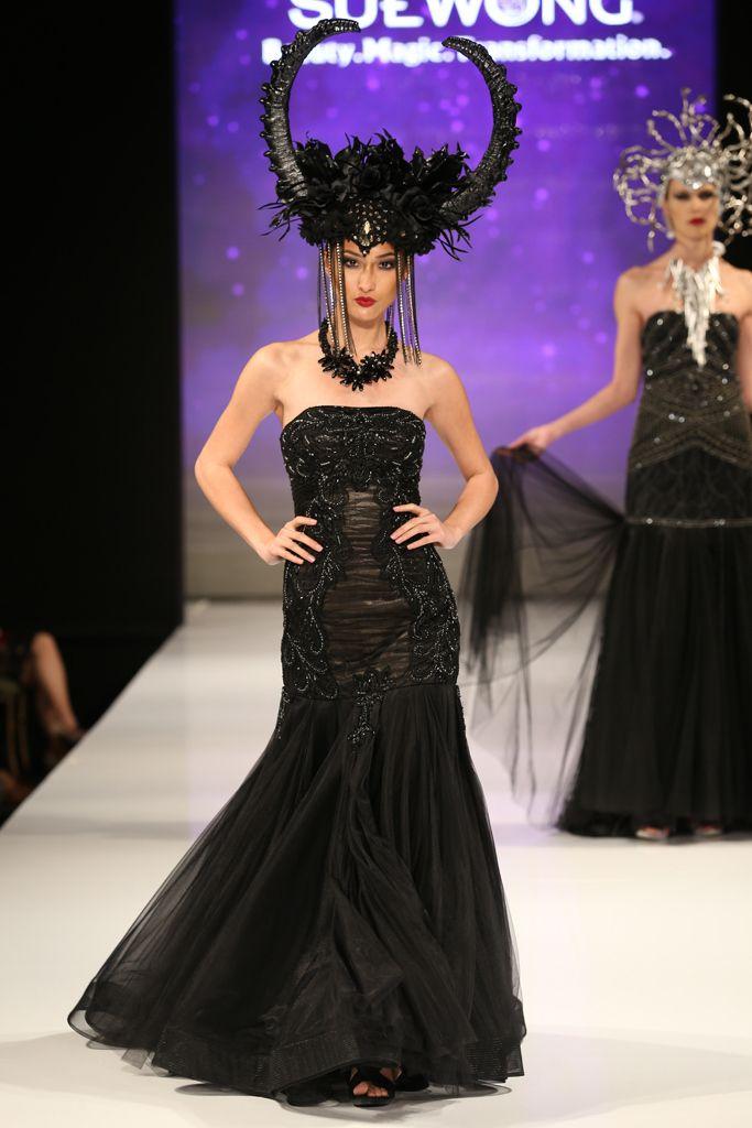 LAFW: Sue Wong RTW Fall 2015