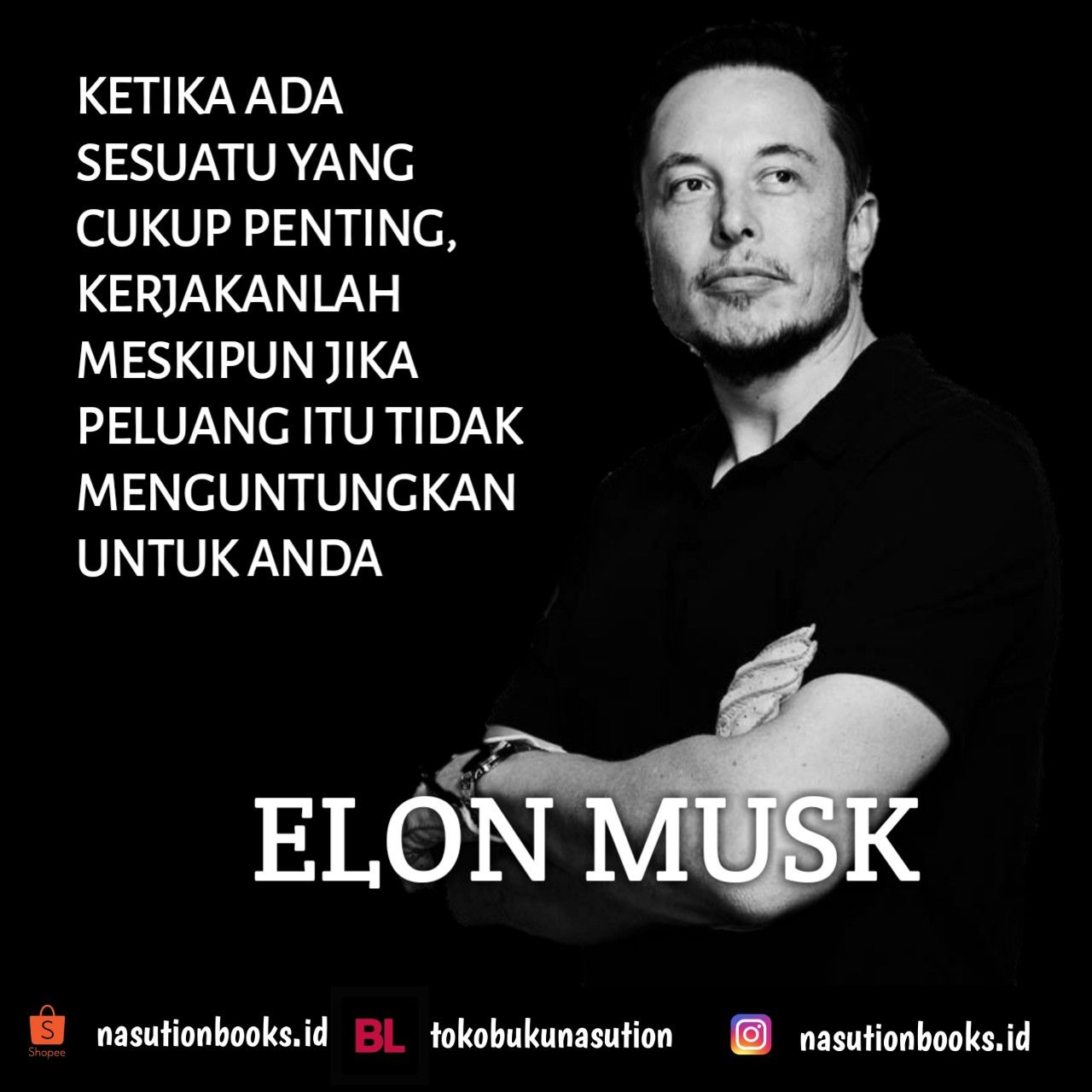 Elon Musk Kata Kata Indah Kata Kata Motivasi Motivasi