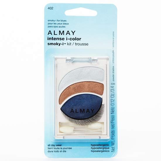 Best Eye Shadow: Almay Intense i-Color Smoky-i pick for your eye color!!!!