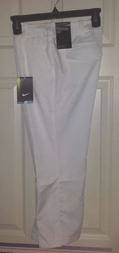 nike dri fit golf pants womens