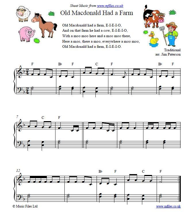 """10 Images About Kids Sheet Music On Pinterest: What If We Change Lyrics For VBS To """"God, Our Father, Made"""