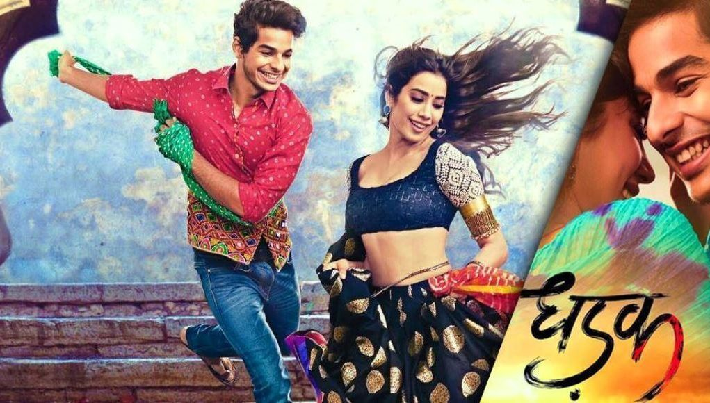 Dhadak Is An Indian Bollywood 2018 Romantic Drama Film Written And