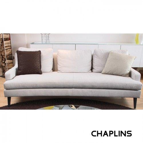 Ligne Roset Belem Large Sofa   Neutral Oda Fabric