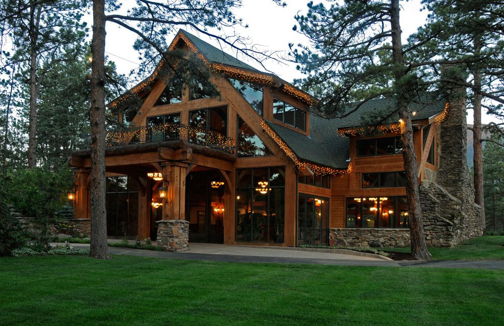 Residential Timber Frames Portfolio
