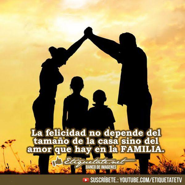 Imagenes Bonitas Con Frases De La Familia Familia Frases