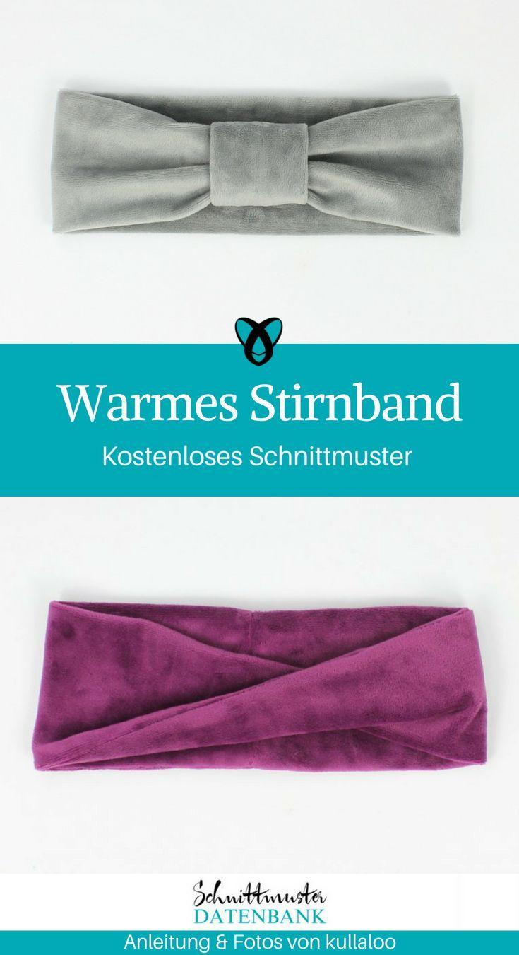 Stirnbänder für die kalte Jahreszeit sind nicht mehr aus unseren Kleiderschränken