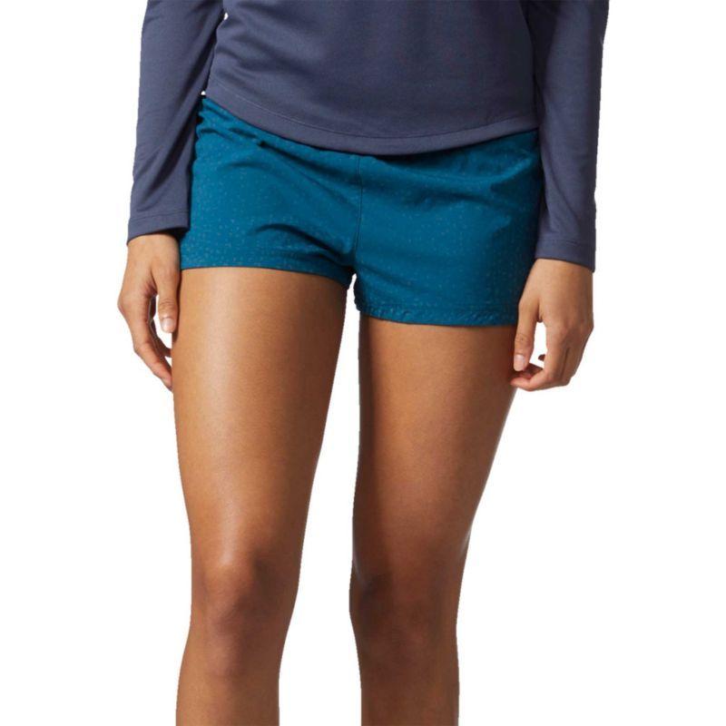 peor Emociónate organizar  adidas Supernova Glide Womens Running Shorts Blue
