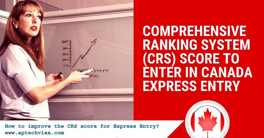 How To Improve The Crs Score For Express Entry Federal Skilled Worker Improve Scores