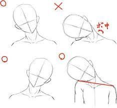 Pin De Losttwilight Butler Em Draw Head Construction Tutoriais Illustratores Tutoriais De Desenho Poses References