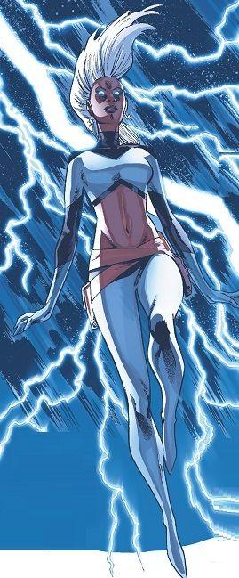 All New X Men Vol 2 Annual 01 Hqs Marvel Ilustrações Tempestade