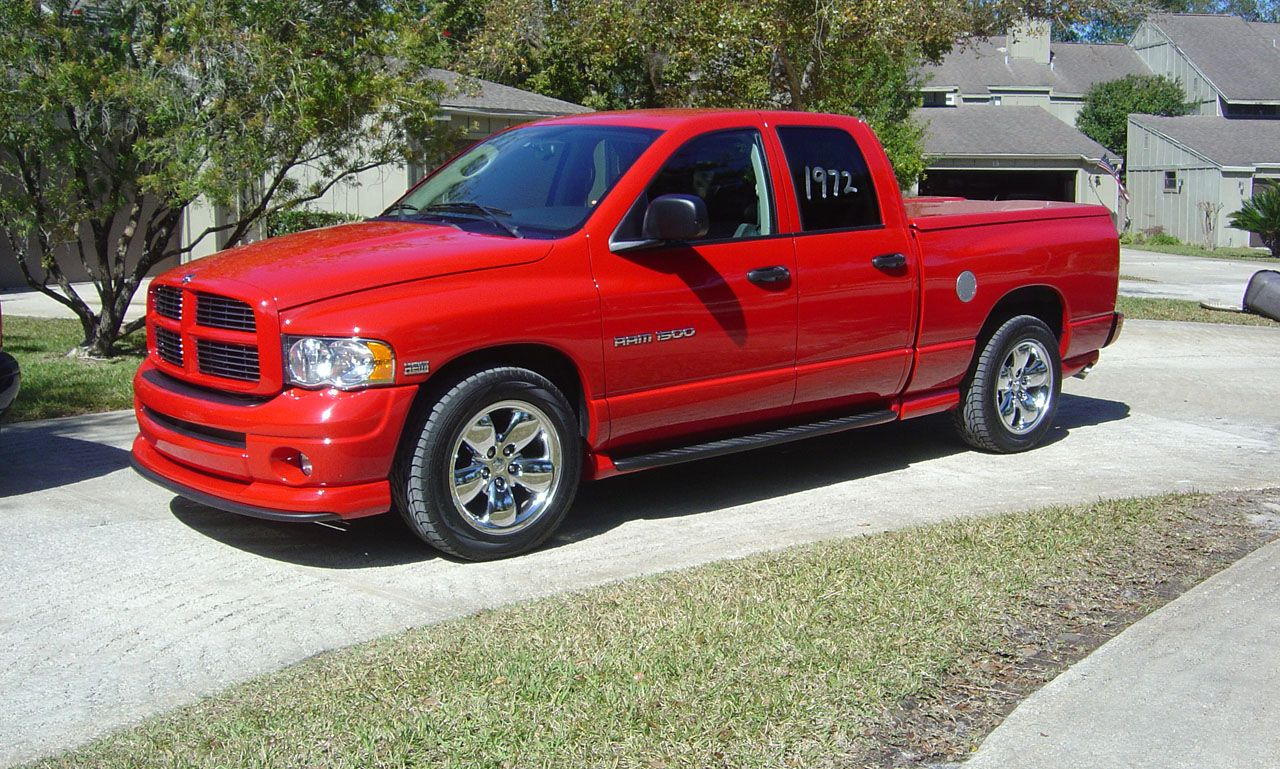 2003 dodge ram 1500 laramie thunder road