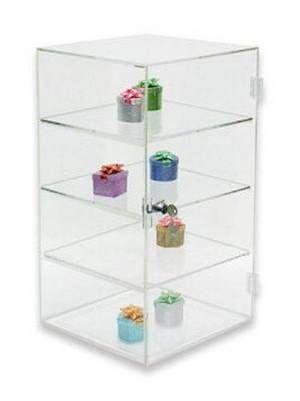 How To Build A Plexiglass Display Cabinet   Protect Xmas Yard Decor