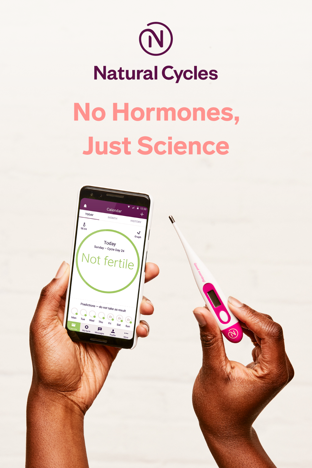 The future of birth control has landed on your nightstand
