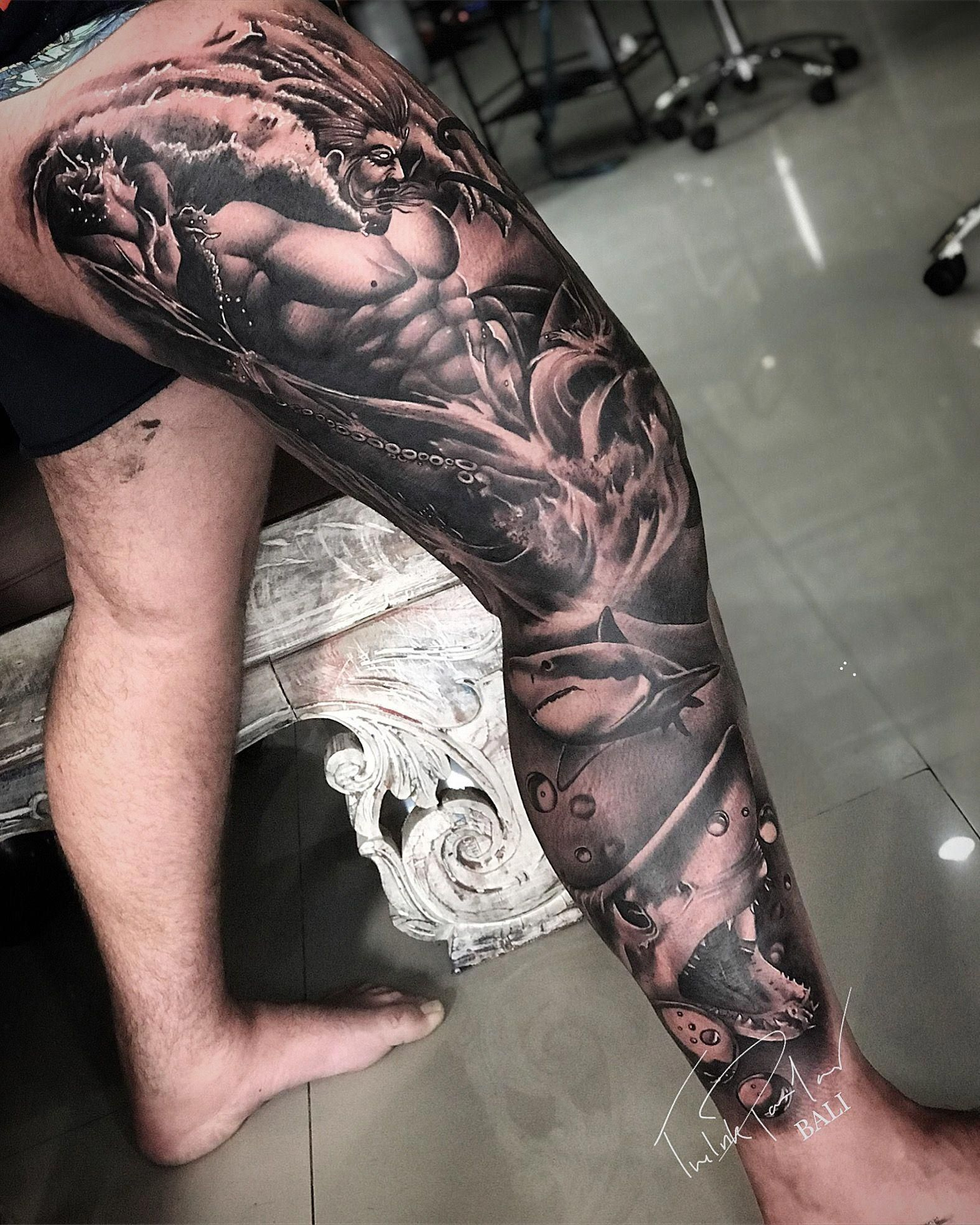 Tattoosformen Tattoos For Guys Half Sleeve Tattoos For Guys Leg Sleeve Tattoo
