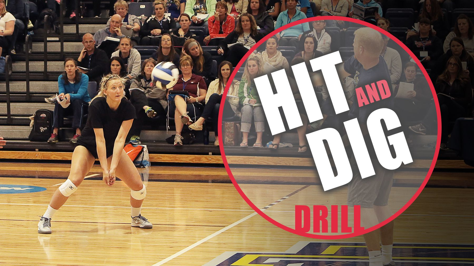 Are Your Players Ready To Step Out Onto The Court This Drill From John Dunning Will Get Them Ready Volleyball Practice Volleyball Workouts Volleyball Training
