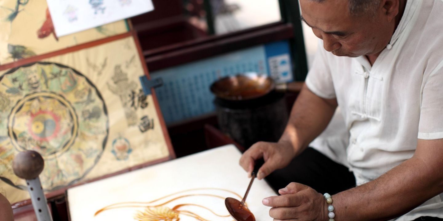 Local flavors and creators in Tainjin