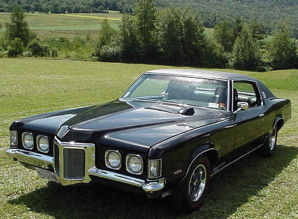 Pontiac Grand Prix 1969, I find it difficult to see 1969 as \
