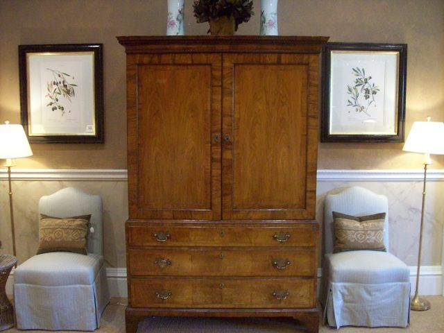 linen press = TV cabinet | home | Pinterest | Linens, Armoires and ...